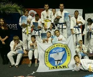 Kolejne sukcesy naszych judoków