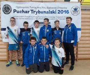 Aktywnie rozpoczęli sezon młodzi siatkarze z IKS Atak Elbląg