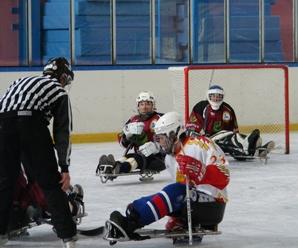Międzynarodowy Turniej w hokeja na sledżach