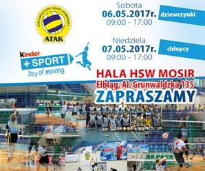 Ostatni Turniej Eliminacyjny w rozgrywkach Kinder + Sport