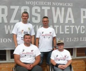 Mistrzostwa Polski Osób Niepełnosprawnych w Lekkoatletyce