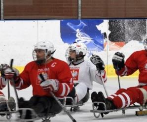 Turniej w Czechach w hokeja na sledżach