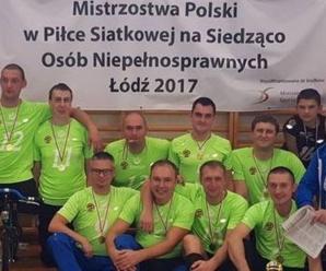 Atak ponownie Mistrzem Polski w Piłce Siatkowej na siedząco
