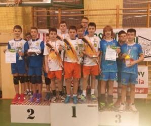 Młodzi zawodnicy IKS Atak najlepsi w Tomaszowie