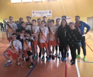 Historyczny awans do 1/4 Mistrzostw Polski w kategorii młodzika