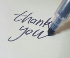 Dziękujemy za pomoc