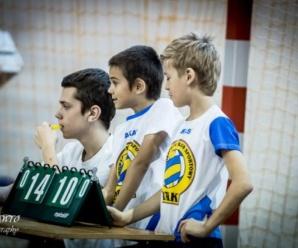 Salwator Kids Volley League Pierwszy Turniej