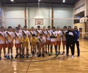 Najstarsi rywalizowali w lidze KADETÓW