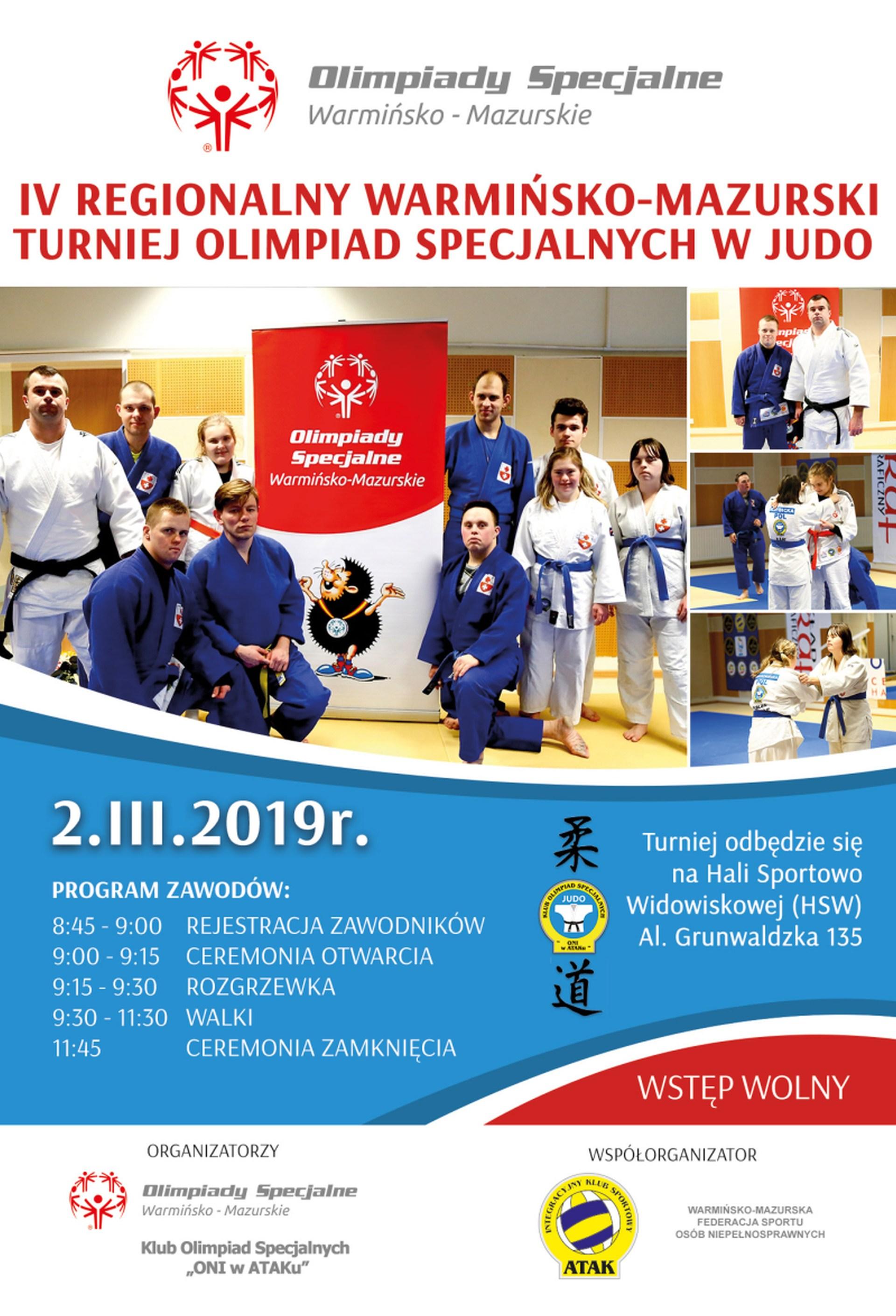 Olimpiady Specjalne Warmińsko-Mazurskie