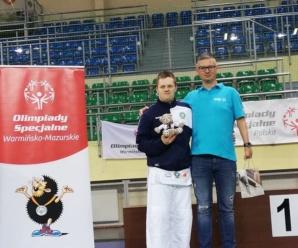 IV Regionalny Warmińsko-Mazurski Turniej Olimpiad Specjalnych w Judo