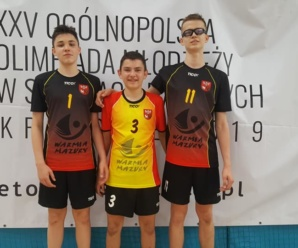 Sukces siatkarzy Ataku na  Ogólnopolskiej Olimpiadzie Młodzieży