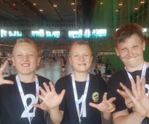 """Finał Kinder + Sport w Zabrzu – 7 miejsce w kat """"2"""""""