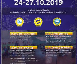 Międzynarodowe Otwarte Mistrzostwa XXI ELBLĄG CUP 2019