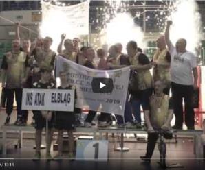 Mistrzostwa Polski w Siatkówce na Siedząco – Film