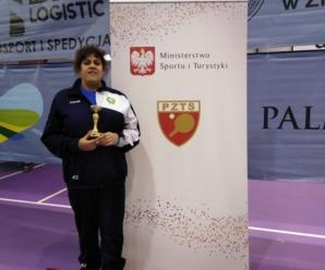 2 Grand Prix Polski osób niepełnosprawnych w tenisie stołowym – Zielona Góra