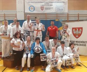 VIII Mistrzostwa Polski Osób Niepełnosprawnych w Judo przechodzą do historii.