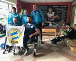 2 Grand Prix Polski Osób Niepełnosprawnych w tenisie stołowym