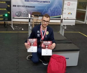 Mistrzostwa Polski w Podnoszeniu Ciężarów Osób Niepełnosprawnych Bydgoszcz