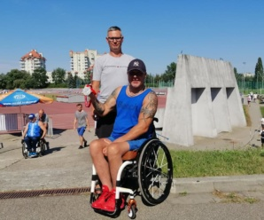 Nasz zawodnik na Paraolimpiadzie