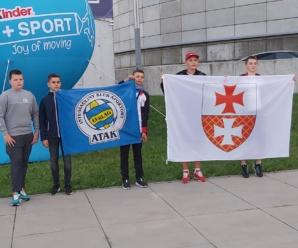 Ogólnopolski Turniej Kinder Joy of Moving 26-29.08.2021 Gliwice